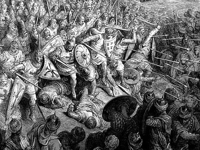 Перейти на Битва при Дорилее