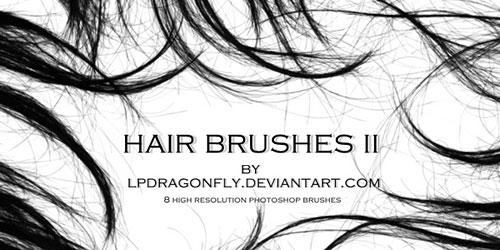 Скачать Hair Brushes Ii