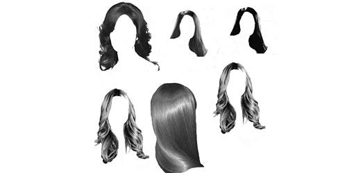 Скачать Hair Brushes