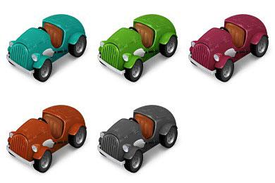 Скачать Colorful Auto Icons