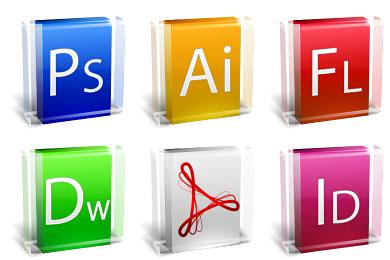 Скачать Adobe Cs Icons