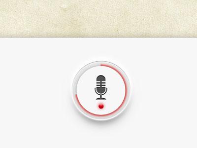 Yohondo Record Button