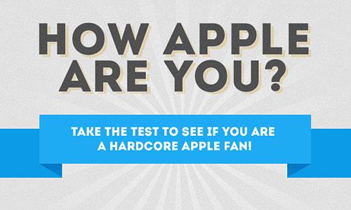 Перейти на How Apple Are You