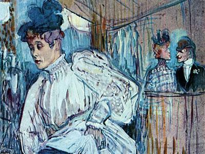 Перейти на Jane Avril Dancing, 1892