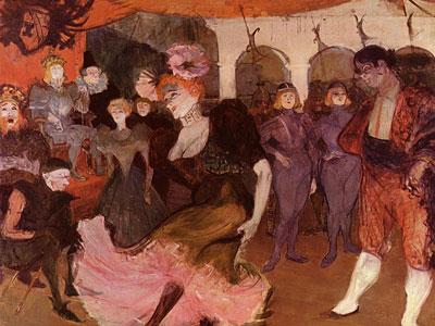 Перейти на Marcelle Lender Dancing In The Bolero In Chilperic, 1895