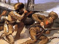 Истории Дикого Запада от художника Фредерика Ремингтона