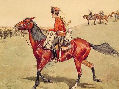 Перейти на Hussar Russian Guard Corps