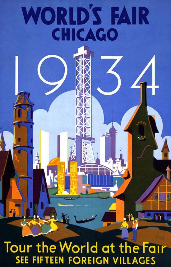 World'S Fair Chicago 1934