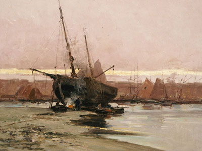 Перейти на Ship on shore