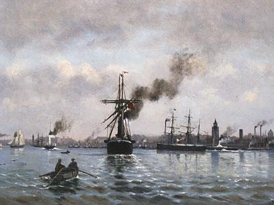 Перейти на Port of Copenhagen