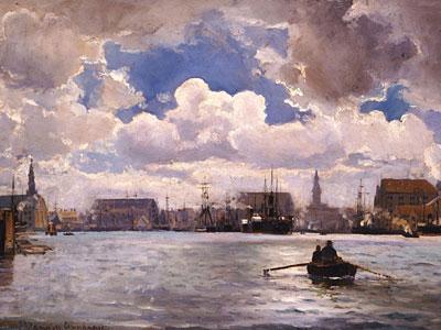 Перейти на The Port of Copenhagen