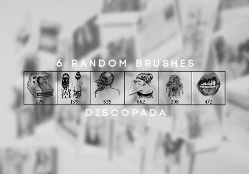 Скачать Random brushes v1