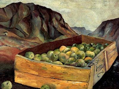 Перейти на Ящик яблок в Уэльсе