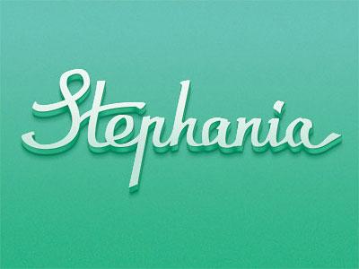 Stephania Logo