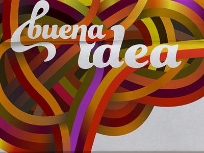 Logo for Buena Idea