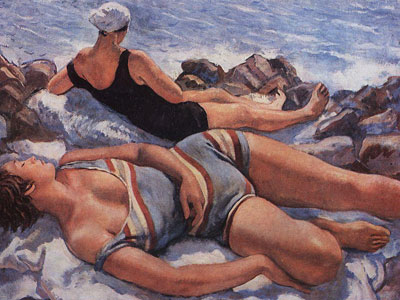 Перейти на На пляже