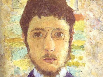 Перейти на Self Portrait, 1889