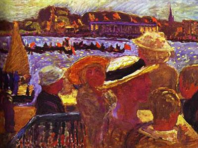 Перейти на Hambourg Picnic, 1912
