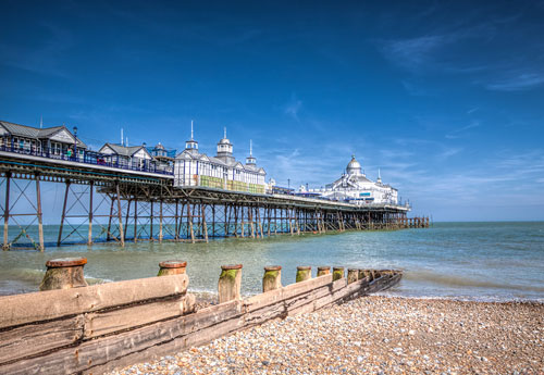 Eastbourne Pier...