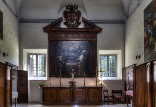 sacristy