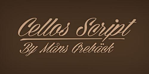 Перейти на Cellos Script