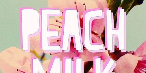 Перейти на Peach Milk