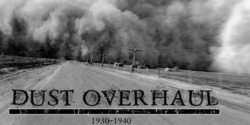 Перейти на Dust Overhaul