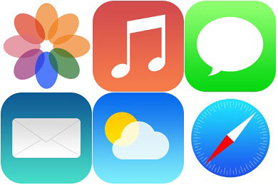 Перейти на Ios7 Redesign Icons