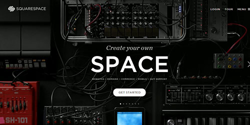 Перейти на Square Space Stories