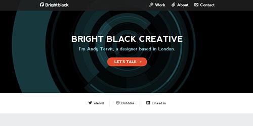 Перейти на Bright Black Creative