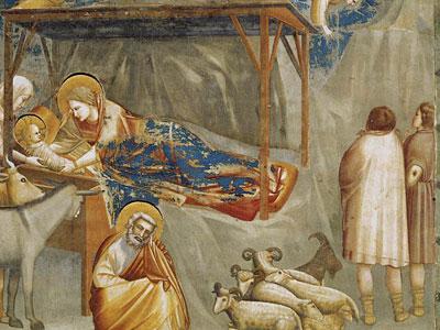 Перейти на Nativity. Birth of Jesus