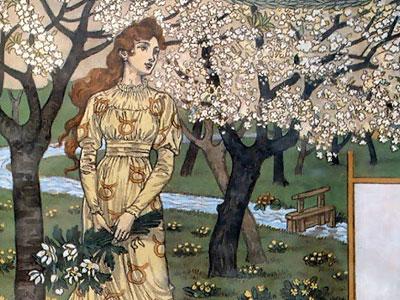 Перейти на La Belle Jardiniere – April