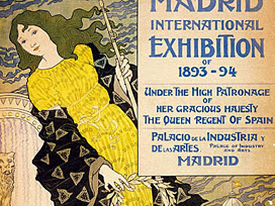 Перейти на Madrid International Exposition