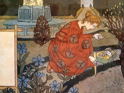 Перейти на La Belle Jardiniere – March