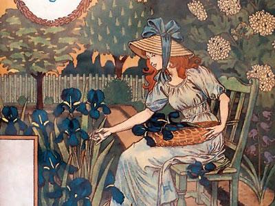 Перейти на La Belle Jardiniere – May