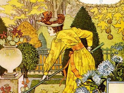 Перейти на La Belle Jardiniere – Octobre