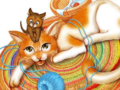 Перейти на Кошки