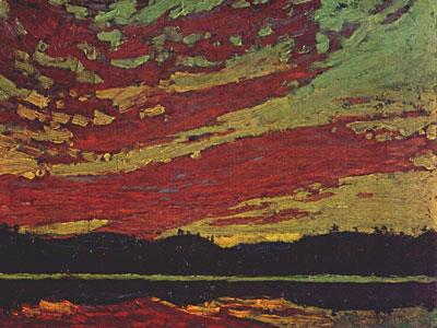 Перейти на Sunset, 1915