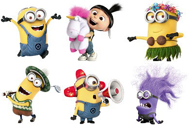 Перейти на Despicable Me 2 Icons