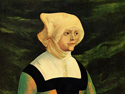 Перейти на Портрет женщины