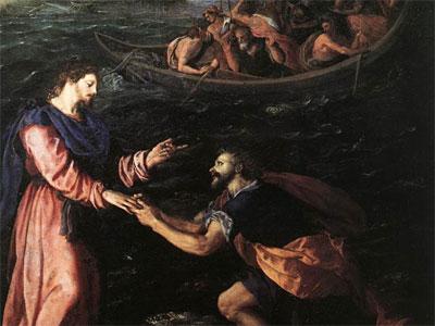 Перейти на Святой Петр