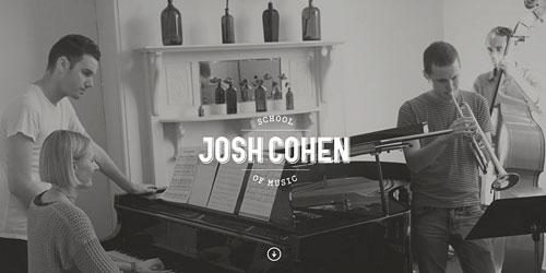 Перейти на Josh Cohen