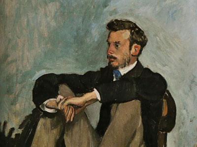 Перейти на Portrait of Auguste Renoir