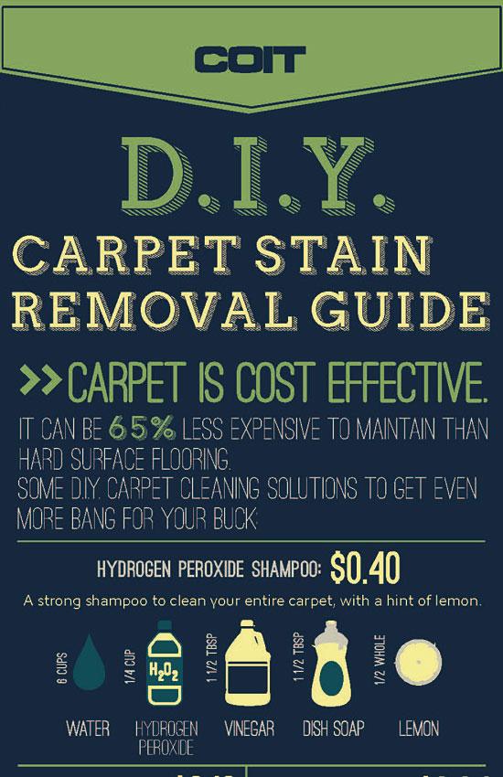 Перейти на Diy Spot Removal Guide