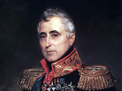 Перейти на Портрет графа К.А.Поццо ди Борго