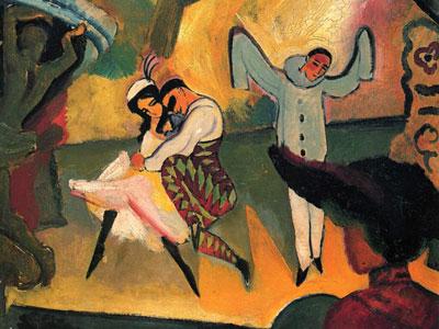 Перейти на Russisches Ballett