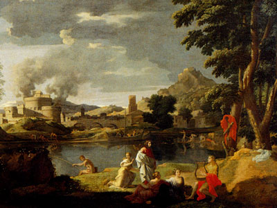 Перейти на Орфей и Эвридика
