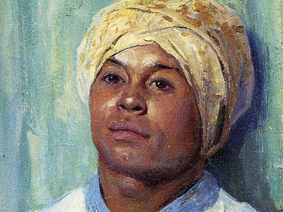 Перейти на Portrait of an Algerian