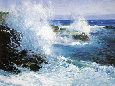 Перейти на The Sea View of Cliffs