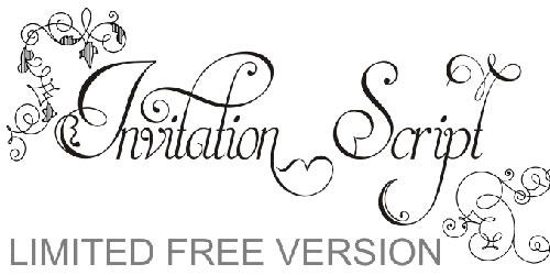 Перейти на Invitation Script